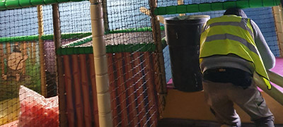 soft play installation service